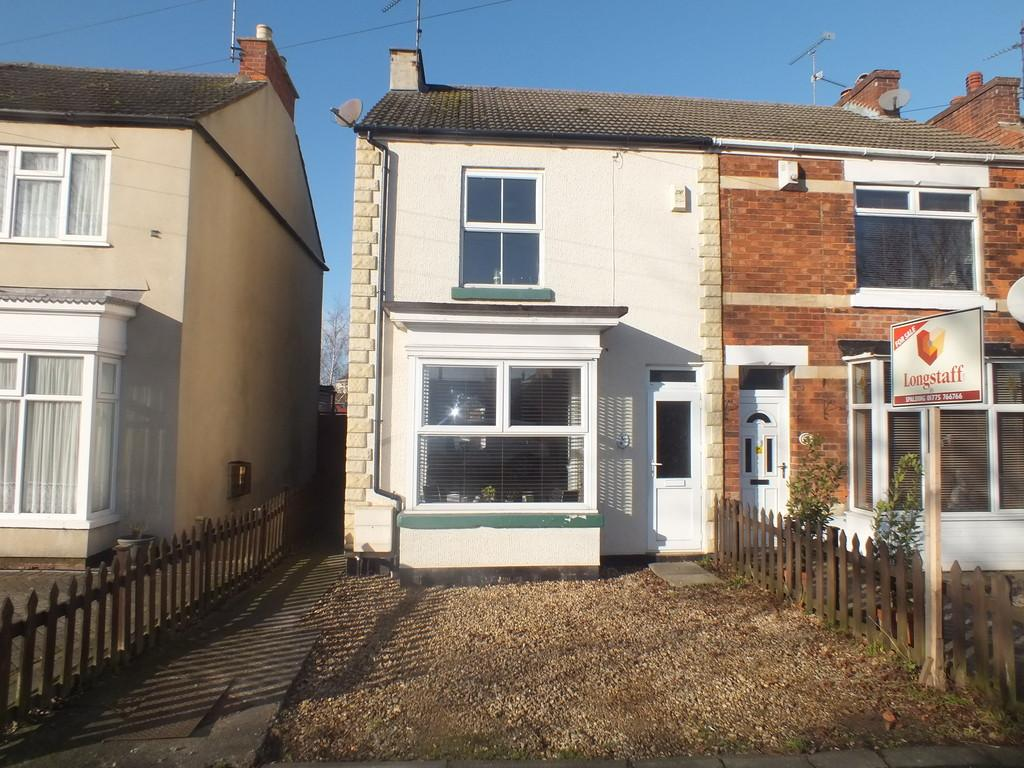 2 Bedrooms Semi Detached House for sale in Park Road, Spalding