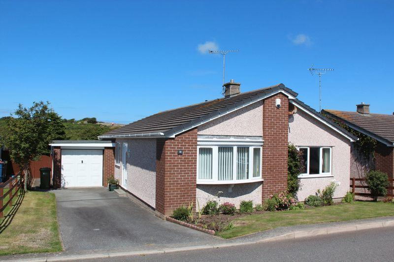 3 Bedrooms Detached Bungalow for sale in Nant Y Felin, Holyhead