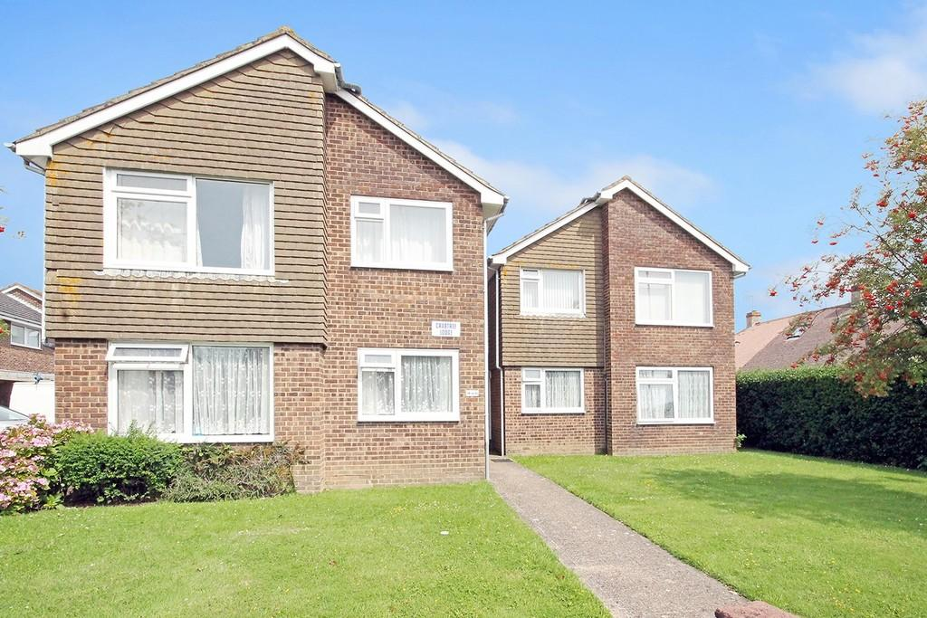 1 Bedroom Ground Flat for sale in Crabtree Lodge, Crabtree Lane, Lancing, BN15 9NG