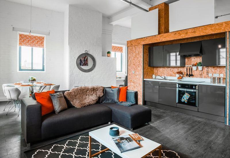 1 Bedroom Apartment Flat for sale in Coleman's Fireproof Depository 7% NET for 5 years.