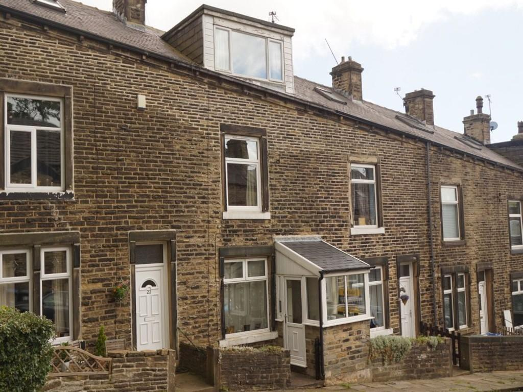 3 Bedrooms Terraced House for sale in Wensley Bank, Thornton