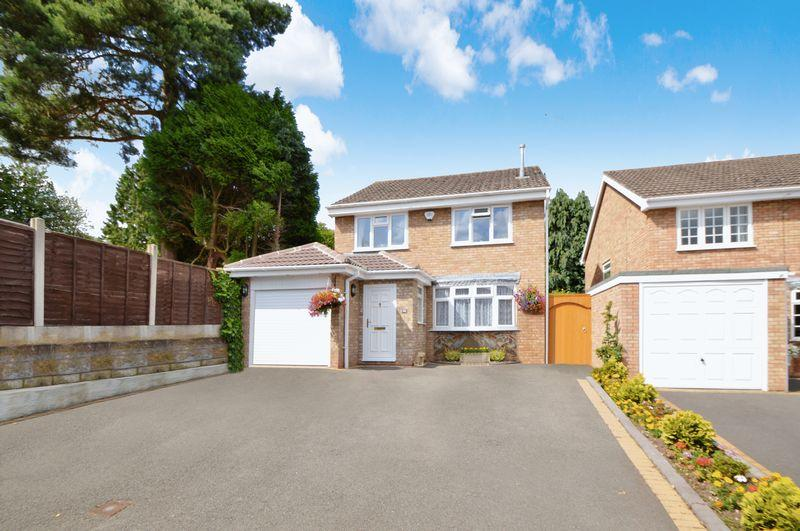 3 Bedrooms Detached House for sale in Stone Lane, Kinver