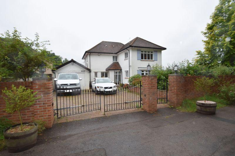 4 Bedrooms Detached House for sale in Ty Coch Close, Llantarnam, Cwmbran