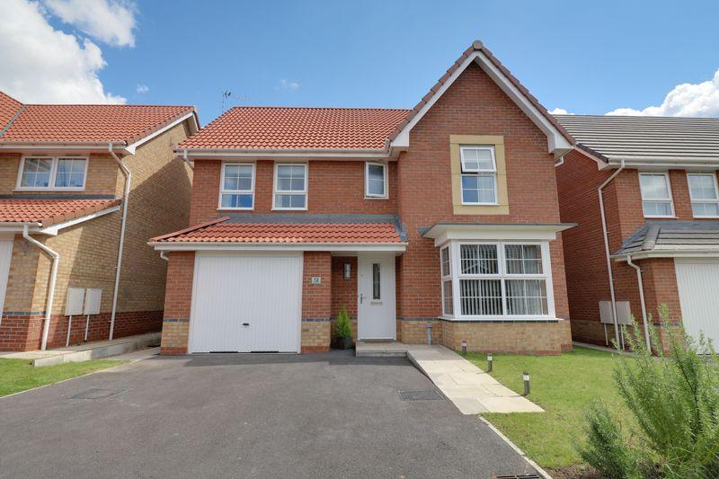 4 Bedrooms Detached House for sale in Bishopdale Road, Scunthorpe
