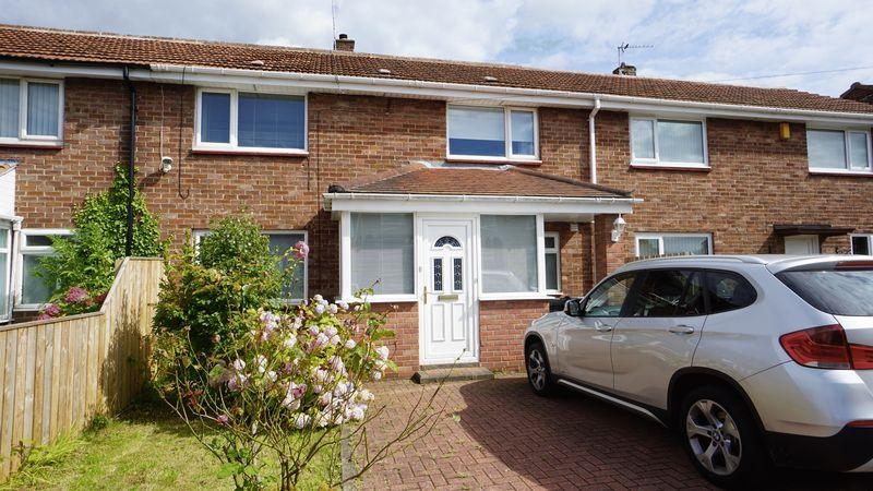 3 Bedrooms Terraced House for sale in RUNSWICK AVENUE, Longbenton