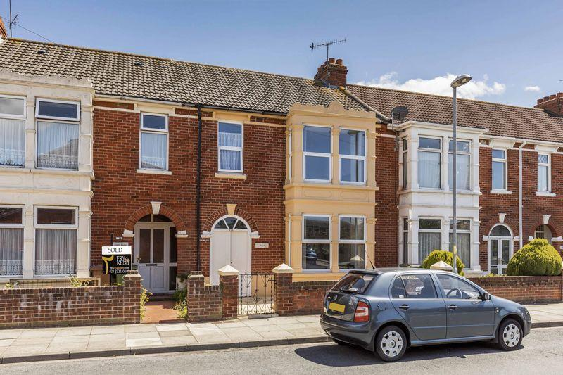 3 Bedrooms Terraced House for sale in Kensington Road, Portsmouth