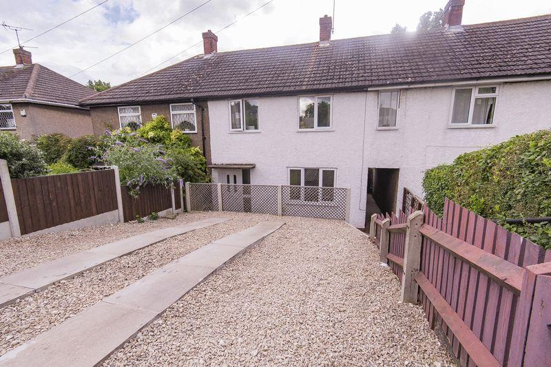 3 Bedrooms Terraced House for sale in MATLOCK ROAD, CHADDESDEN