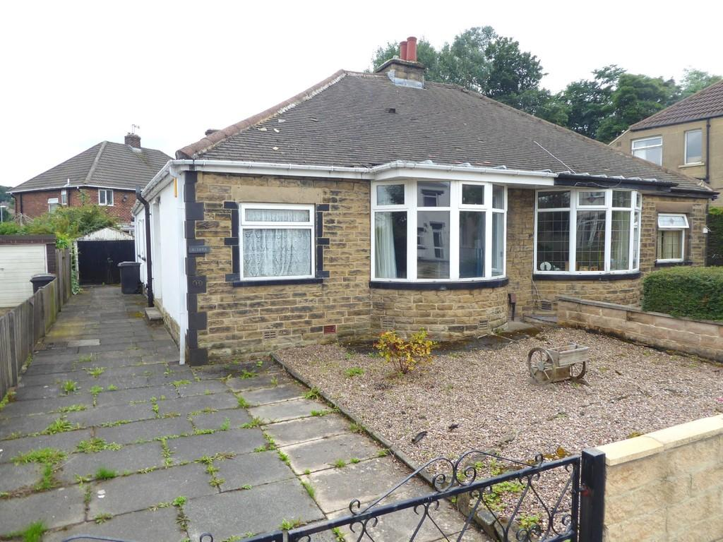 2 Bedrooms Semi Detached Bungalow for sale in Ederoyd Avenue, Pudsey