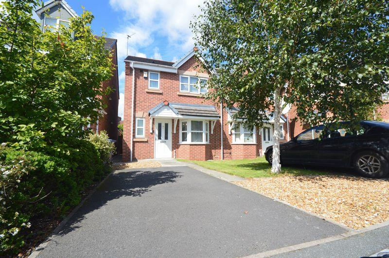 3 Bedrooms Semi Detached House for sale in Mystery Close, Wavertree