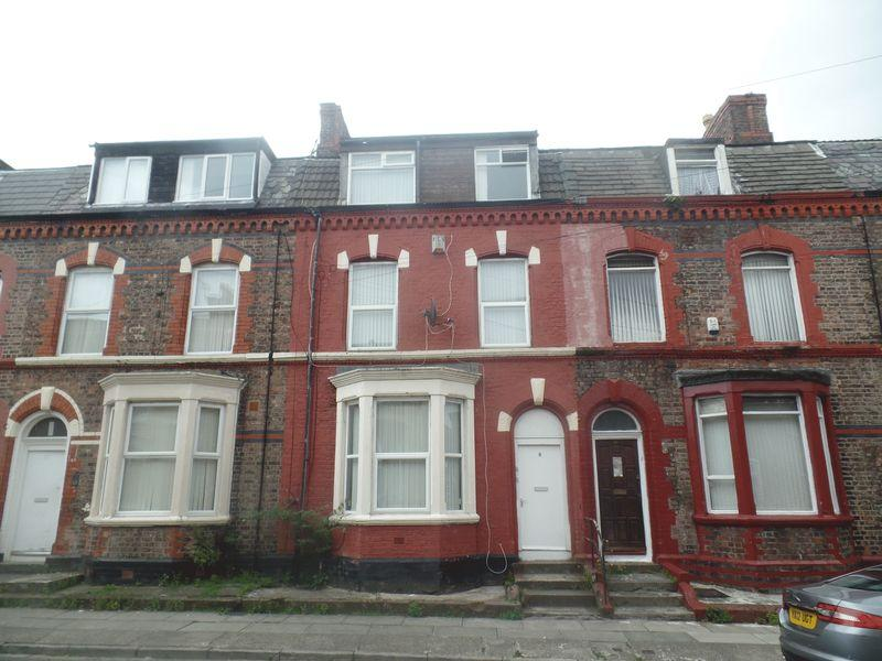 3 Bedrooms Terraced House for sale in 8 Ellel Grove, Liverpool