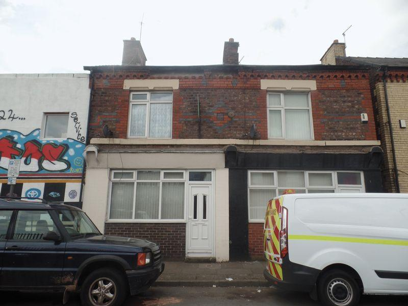 2 Bedrooms Terraced House for sale in 332 Anfield Road, Liverpool