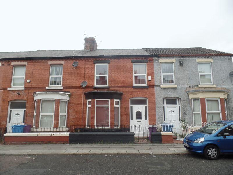 3 Bedrooms Terraced House for sale in 43 Cranborne Road, Liverpool