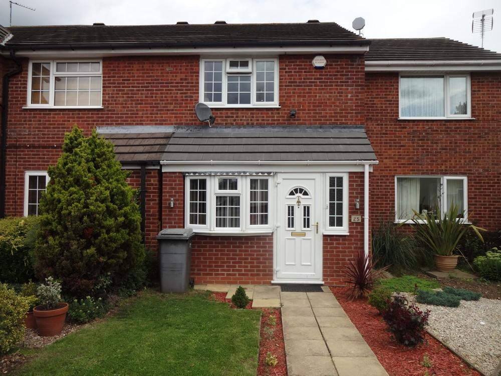 2 Bedrooms Terraced House for sale in Lyle Close, Leicester, Leicestershire