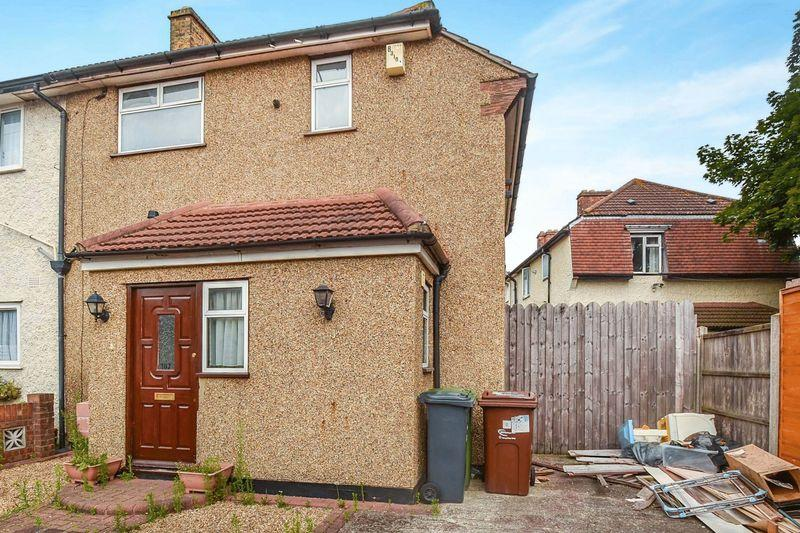 2 Bedrooms End Of Terrace House for sale in Dagenham