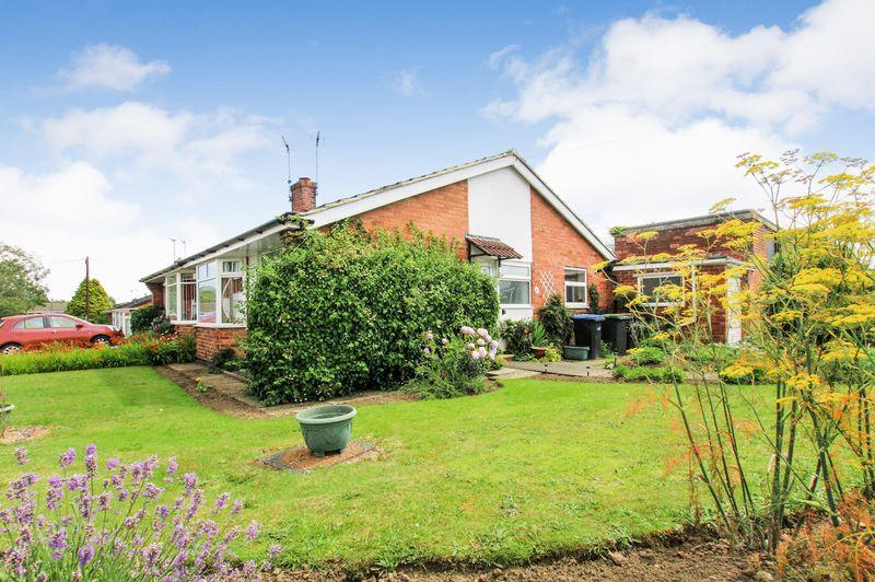2 Bedrooms Semi Detached Bungalow for sale in York Crescent, Newton Hall