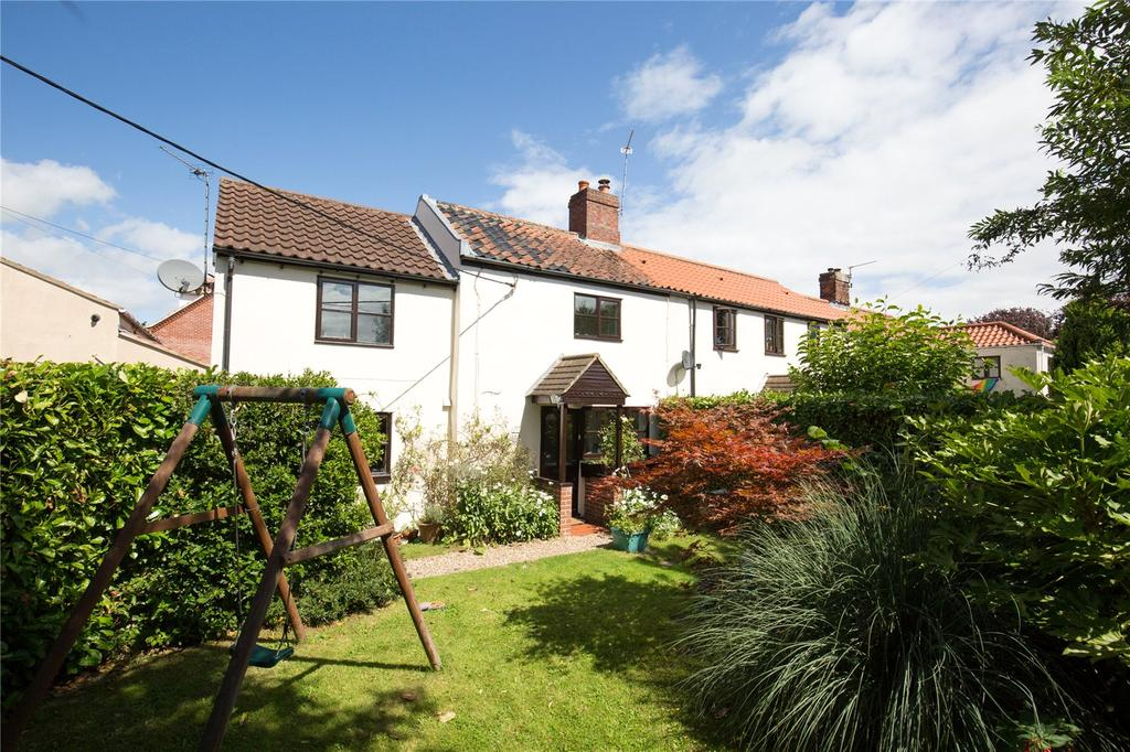 2 Bedrooms End Of Terrace House for sale in Manor Road, Newton St. Faith, Norwich, Norfolk, NR10