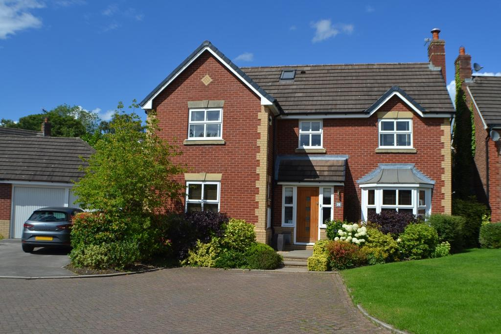 5 Bedrooms Detached House for sale in Hawthorn Villas, Holmes Chapel