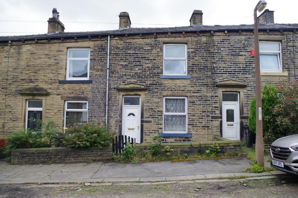 2 Bedrooms Terraced House for sale in Emscote Place, Halifax HX1