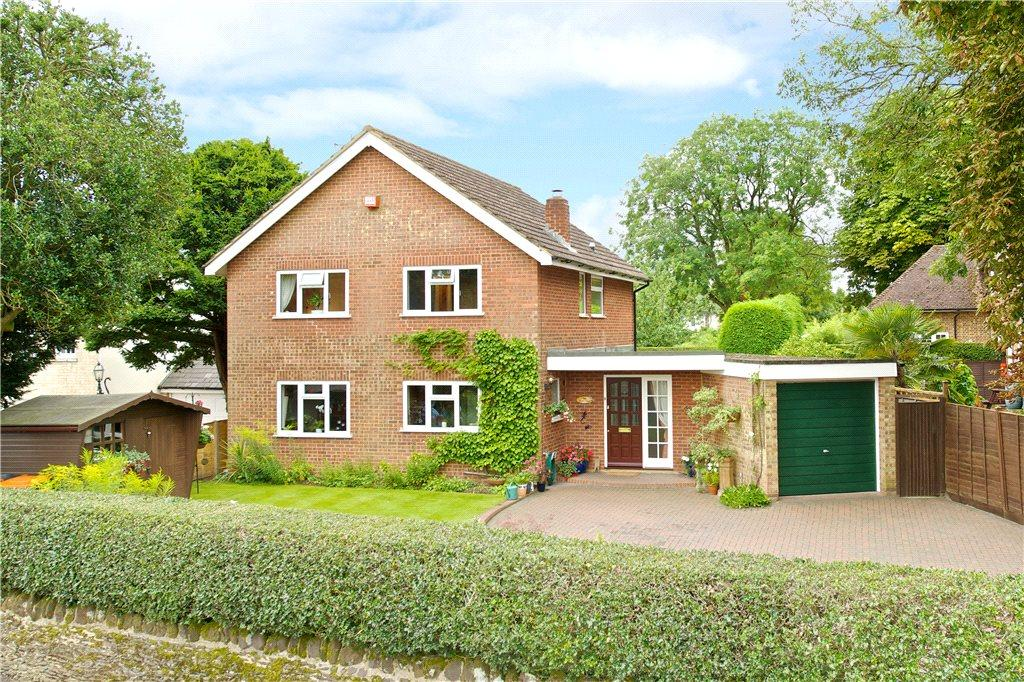 4 Bedrooms Detached House for sale in Shenley Hill Road, Leighton Buzzard, Bedfordshire
