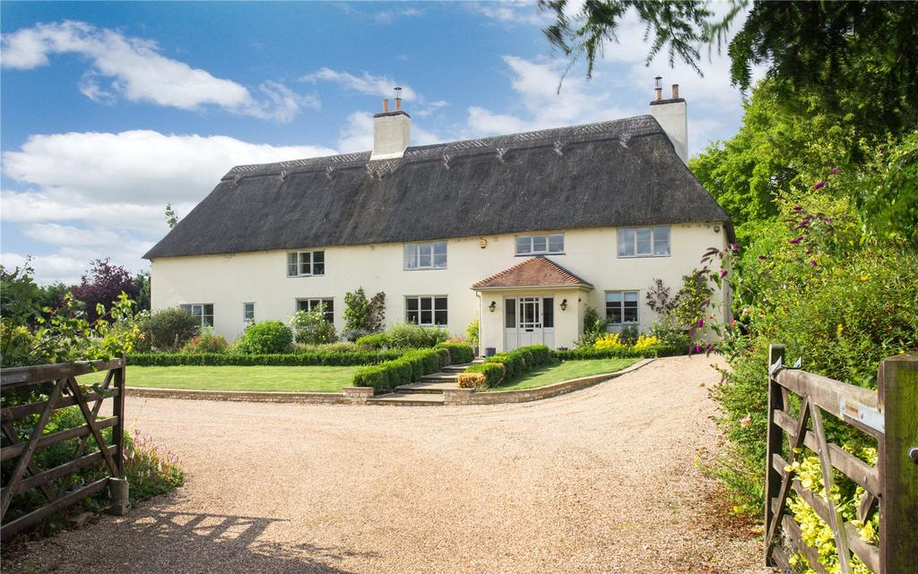 5 Bedrooms Detached House for sale in The Old Rectory, Thurning