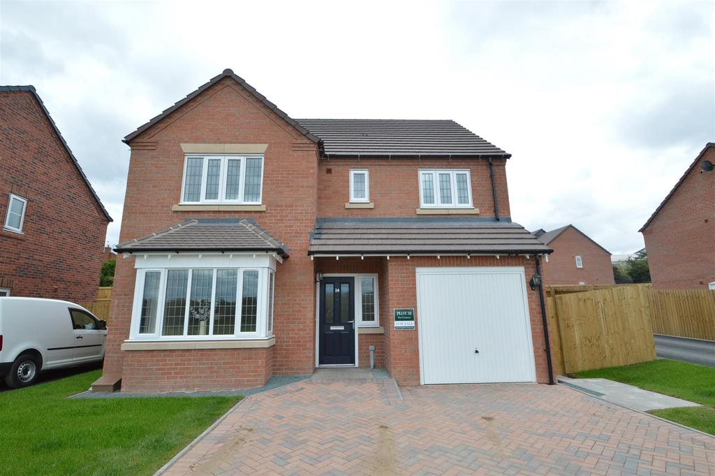 4 Bedrooms Detached House for sale in Plot 32 Redwing Fields, Shrewsbury, SY2 5SH