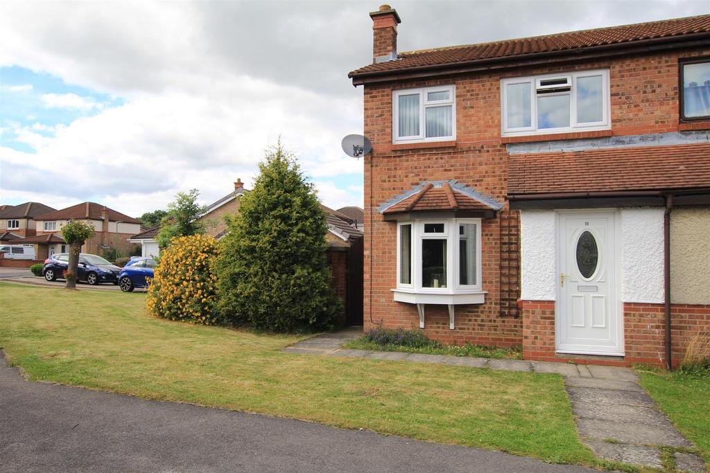 3 Bedrooms Semi Detached House for sale in Harebell Meadows, Newton Aycliffe