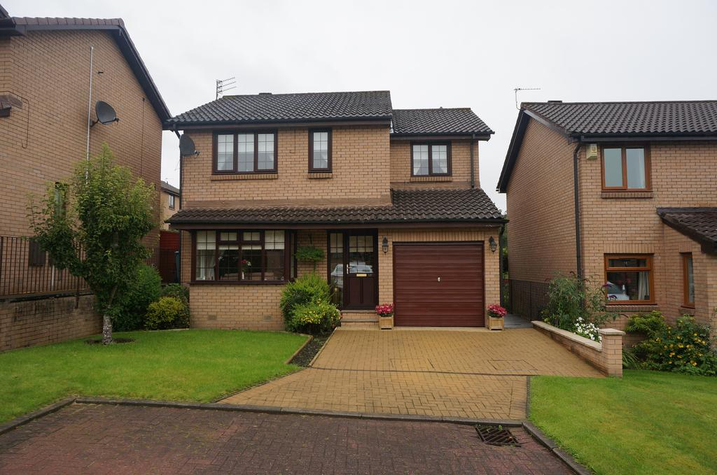 4 Bedrooms Detached House for sale in Binniehill Road, Balloch, Cumbernauld G68