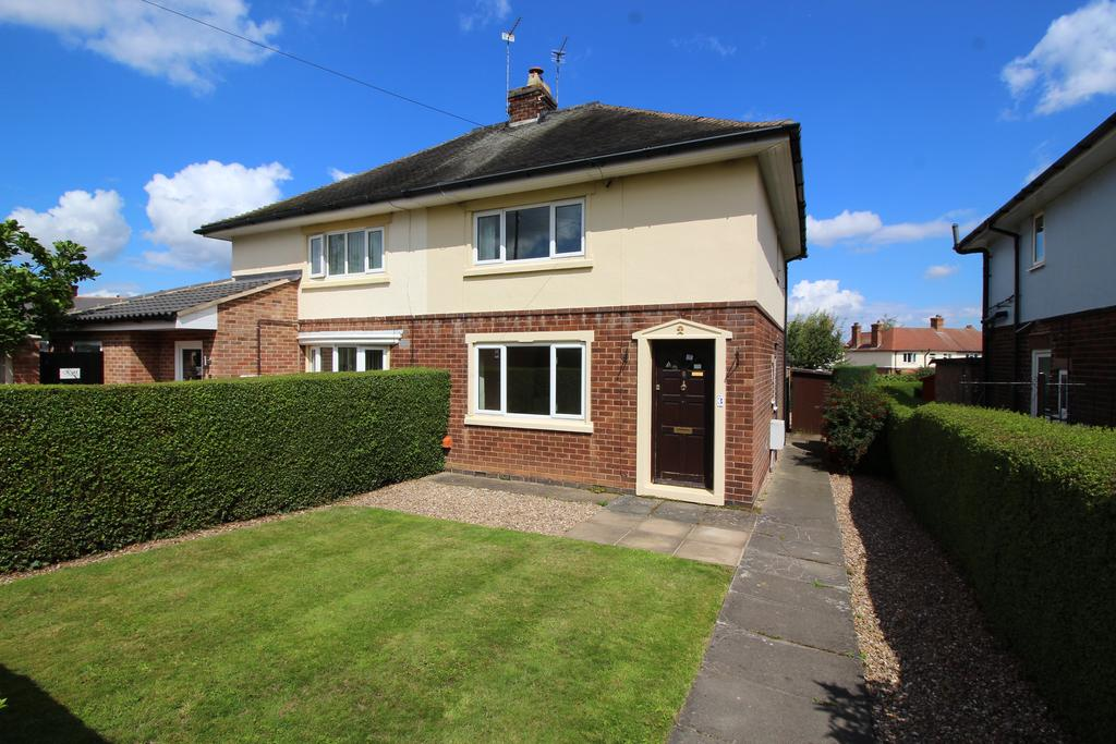 3 Bedrooms Semi Detached House for sale in Stanhope Way, Bingham NG13