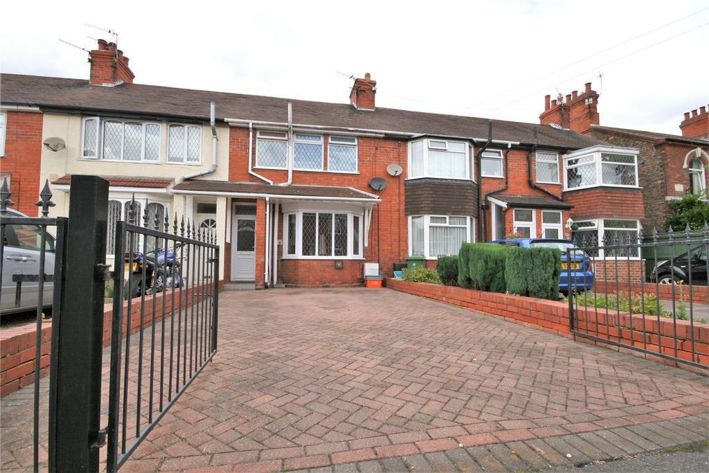 3 Bedrooms Terraced House for sale in Poplar Road, Cleethorpes, DN35