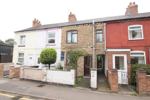 2 Bedrooms Terraced House for sale in Main Street, Asfordby, Melton Mowbray, LE14