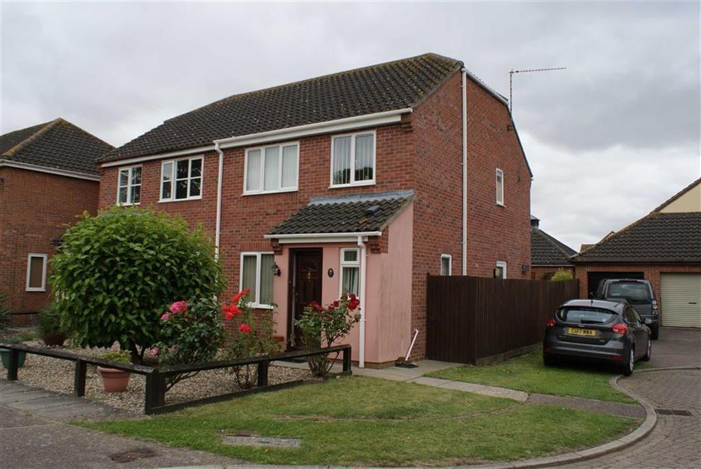 3 Bedrooms Semi Detached House for sale in Millfield, Eye, Suffolk