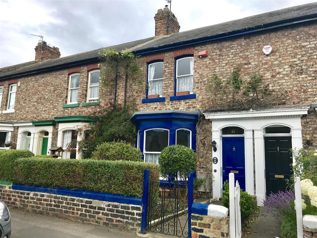 3 Bedrooms Terraced House for sale in Swinburne Road, Eaglescliffe