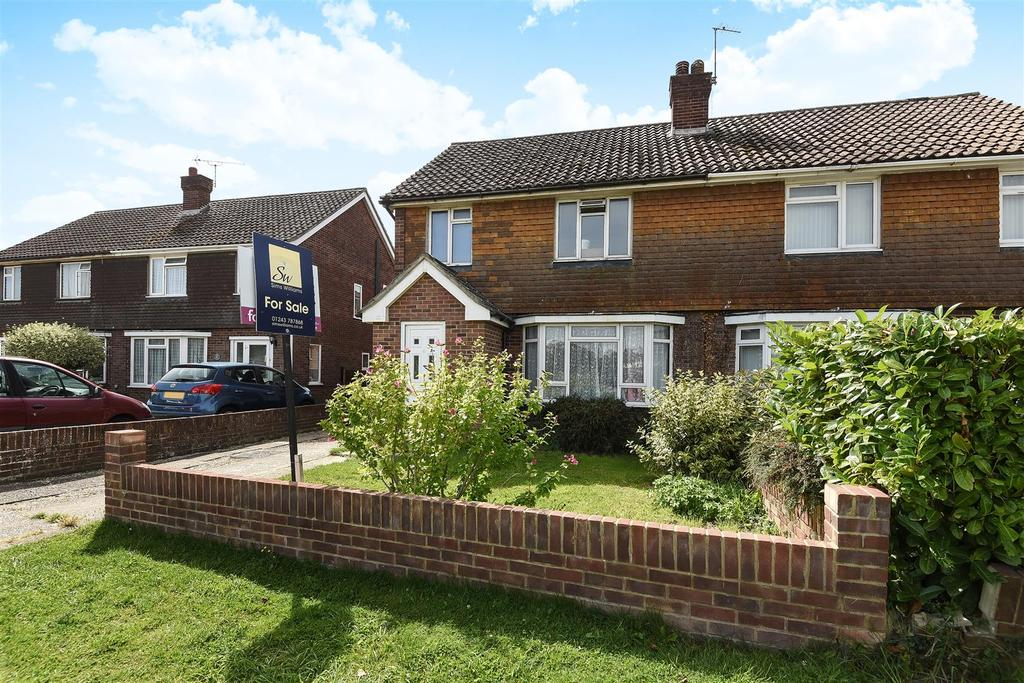 5 Bedrooms End Of Terrace House for sale in Langdale Avenue, Chichester