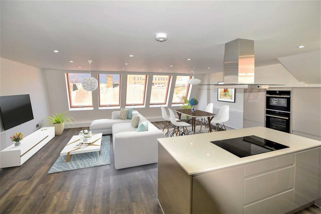 2 Bedrooms Apartment Flat for sale in The Warehouse, Chester, Cheshire, CH1