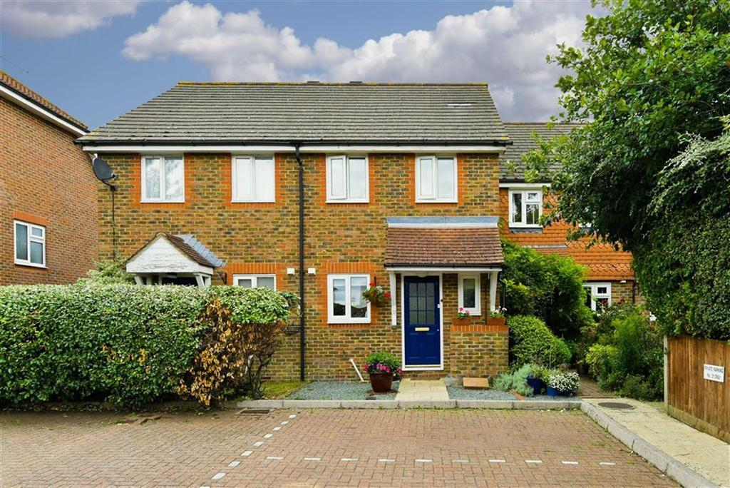 2 Bedrooms Terraced House for sale in Primrose Walk, Ewell Village, Surrey