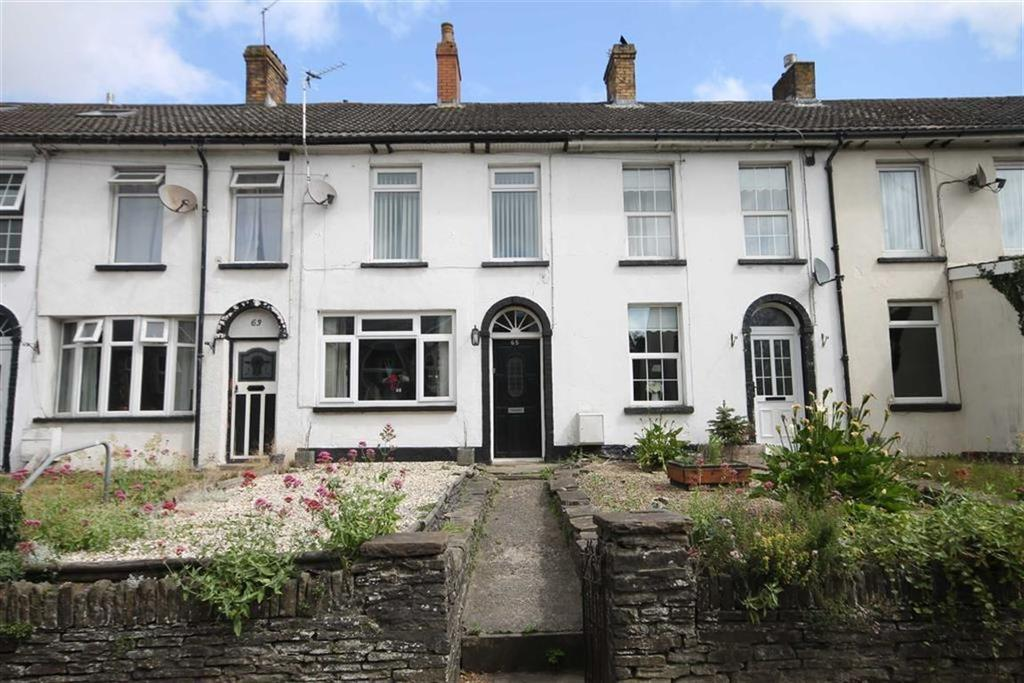 2 Bedrooms Terraced House for sale in Commercial Road, Machen, CF83