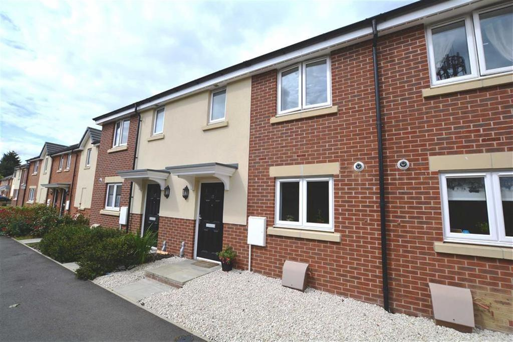 3 Bedrooms Town House for sale in Parker Street, Newark, Nottinghamshire, NG24