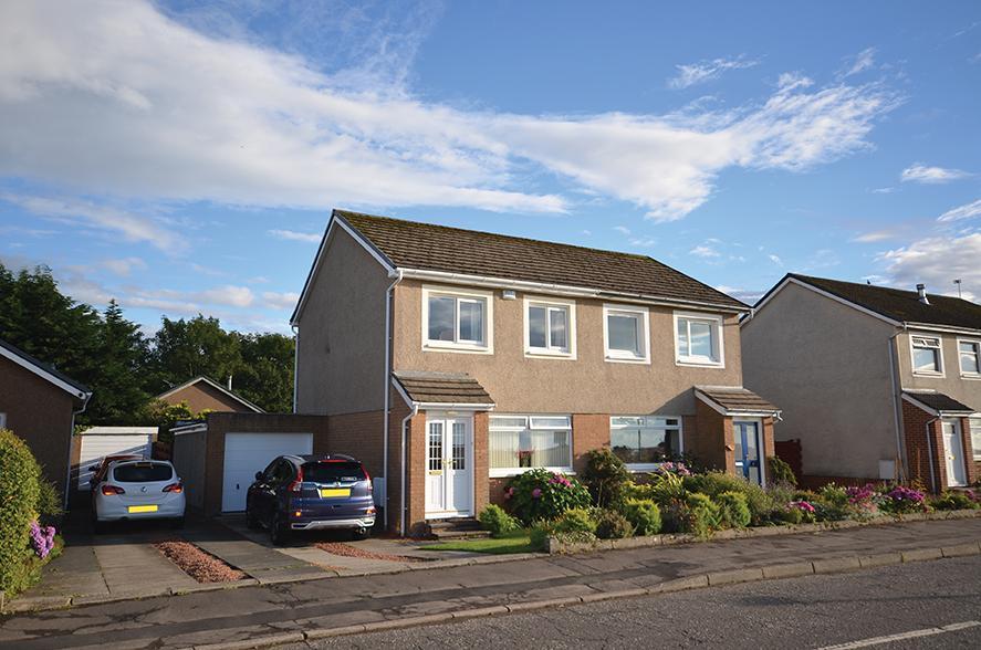 3 Bedrooms Semi-detached Villa House for sale in 45 Greenan Road, Doonfoot, KA7 4JT