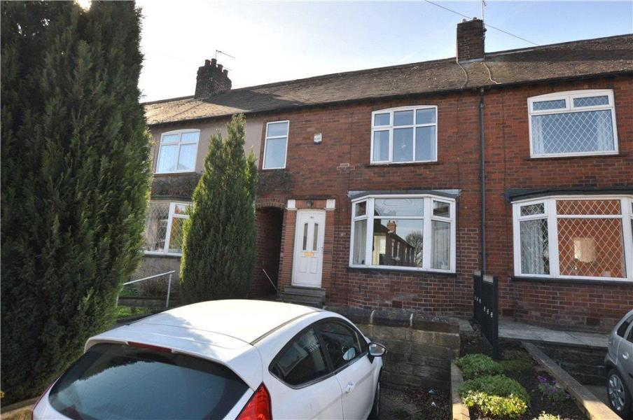 2 Bedrooms Terraced House for sale in FLANSHAW LANE, FLANSHAW, WAKEFIELD, WF2 9JD