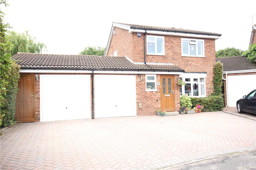 3 Bedrooms Detached House for sale in Coppice Road, Solihull, West Midlands, B92