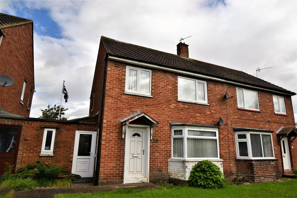 3 Bedrooms Semi Detached House for sale in Emerald Walk, Chilton