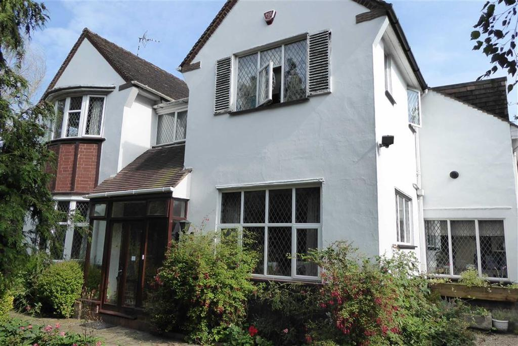 3 Bedrooms Detached House for sale in Evington Lane, Leicester