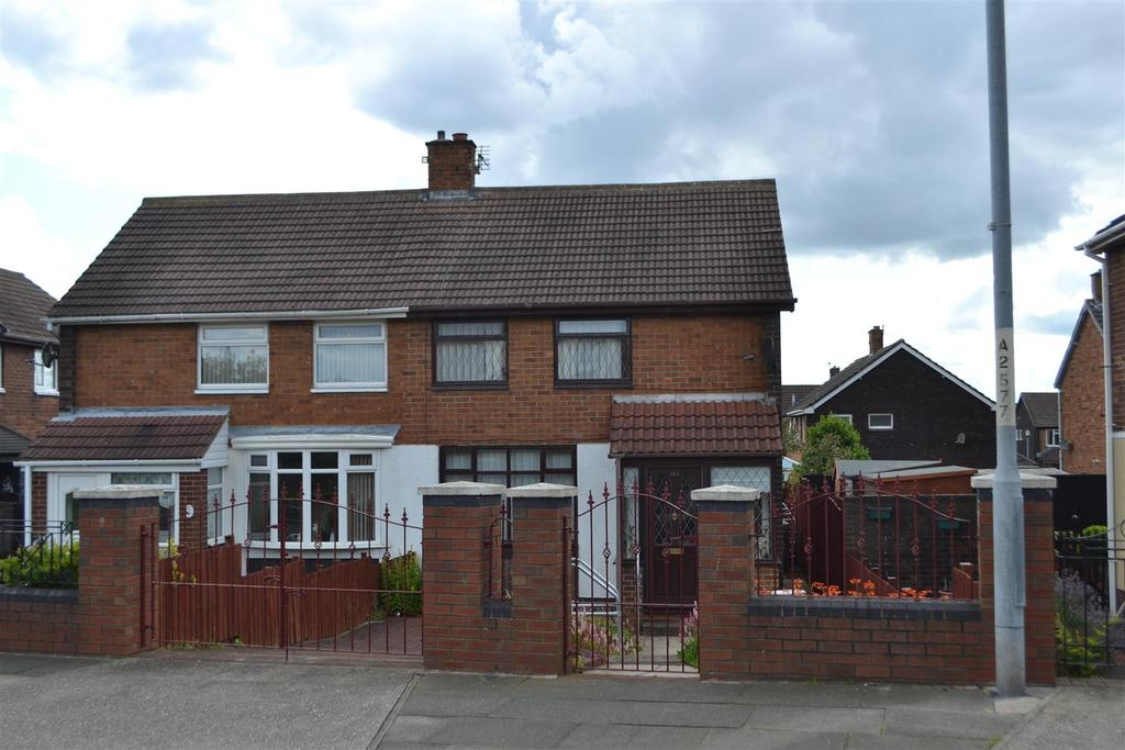 2 Bedrooms Semi Detached House for sale in Hylton Lane, Town End Farm, Sunderland