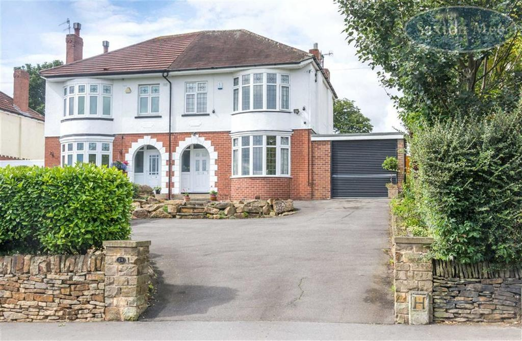 4 Bedrooms Semi Detached House for sale in Halifax Road, Grenoside, Sheffield, S35