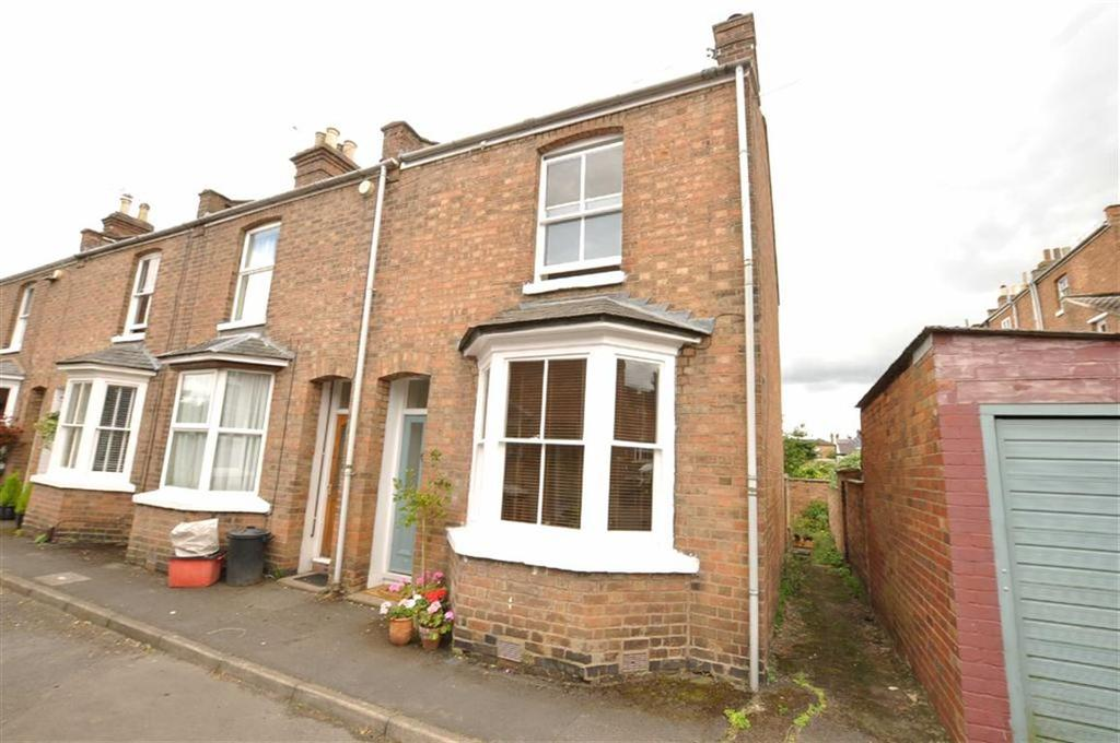2 Bedrooms End Of Terrace House for sale in Glebe Place, Leamington Spa