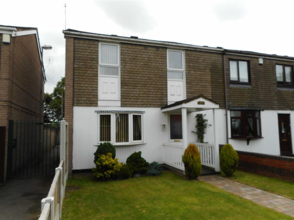 3 Bedrooms End Of Terrace House for sale in Church Street, Bloxwich, Walsall