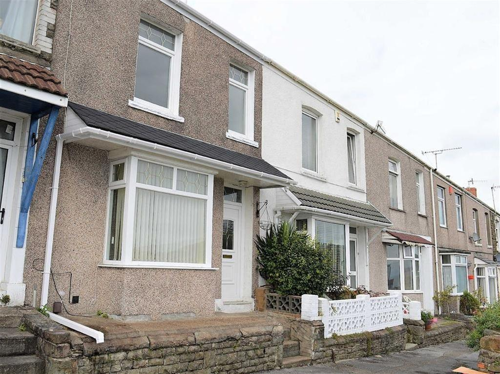 2 Bedrooms Terraced House for sale in Seaview Terrace, Swansea, SA1
