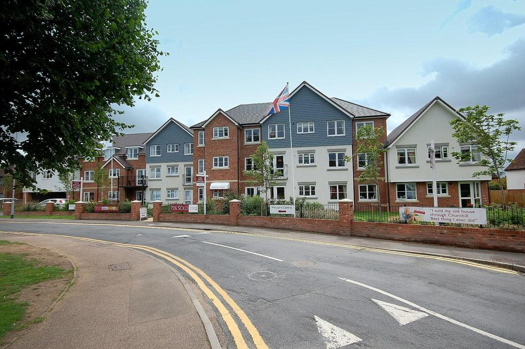 2 Bedrooms Apartment Flat for sale in Pound Avenue, Stevenage