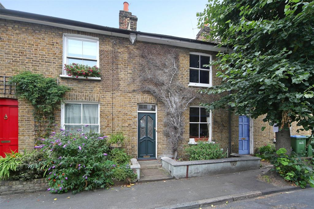 2 Bedrooms House for sale in Colomb Street, Greenwich, London, SE10