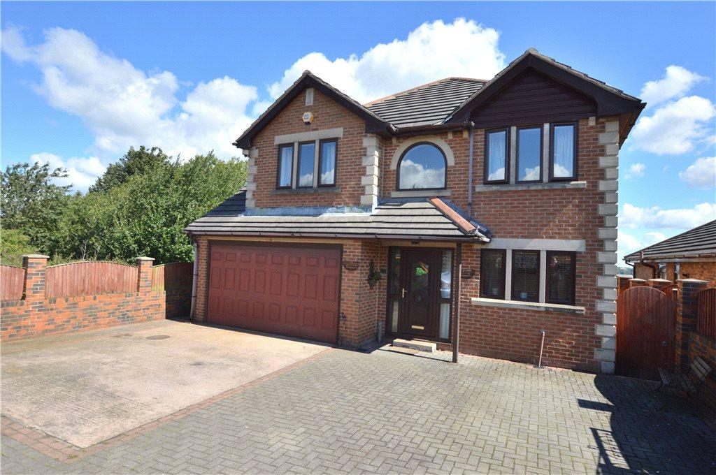 4 Bedrooms Detached House for sale in Longroyd Farm, Middlestown, Wakefield, West Yorkshire